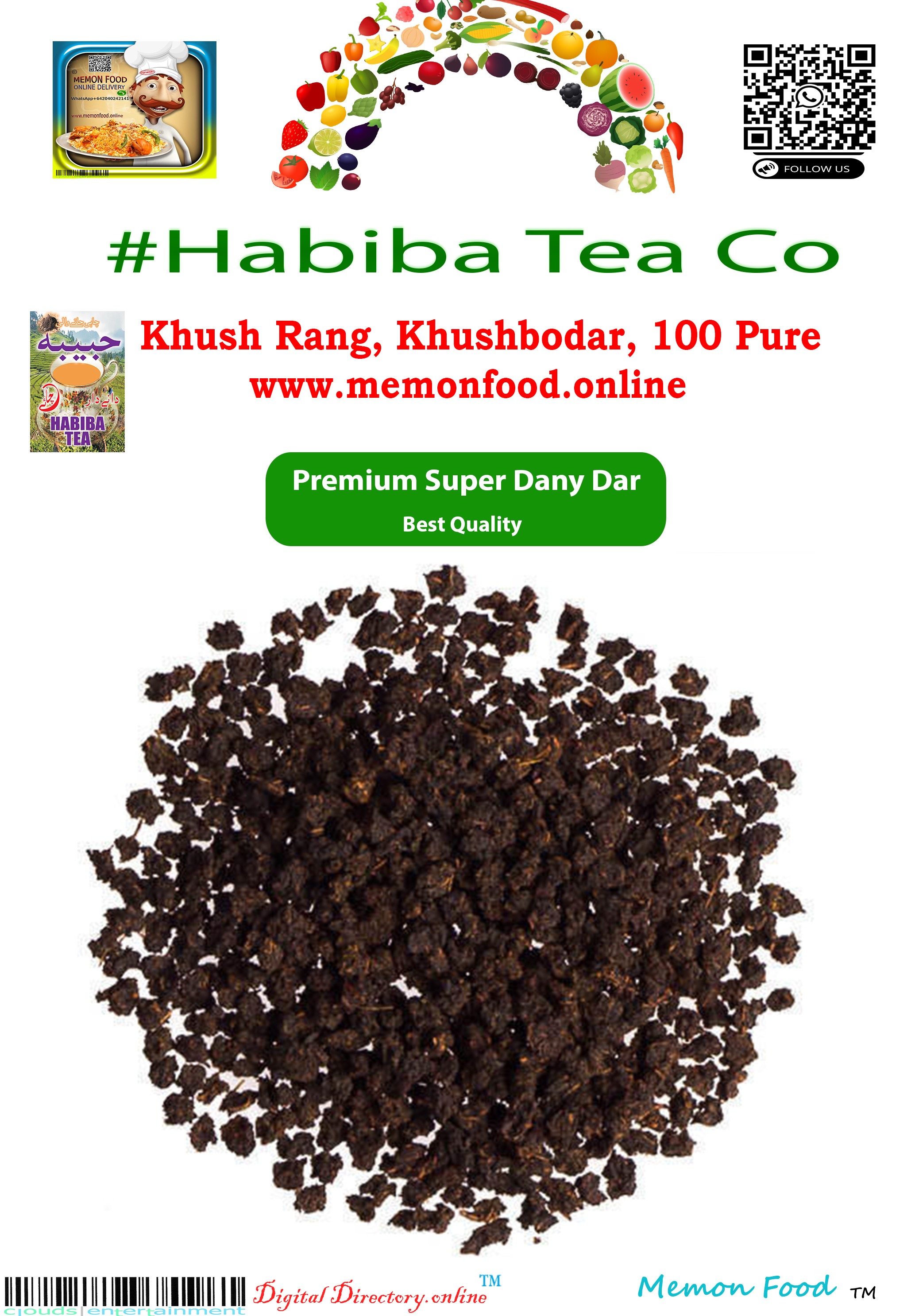Habiba Tea Super Dany Dar